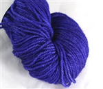 Kid Hollow 3 ply - MoKa Farm Yarn - Ultra Violet