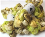 Handpaint - Tussah Silk - Maidenhair