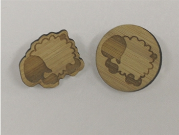 Katrinkles Spunky Sheep Pins