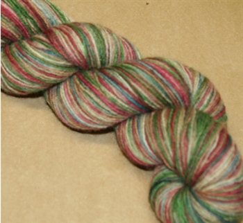 "Club Extras - March 2009 - ""Myrtle"" YARN - more Cranberry"
