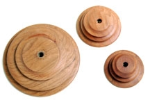 Schacht Reeves Cherry Whorls/Pulleys