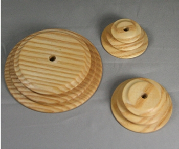 Schacht Reeves Ash Whorls/Pulleys