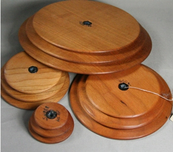 Schacht Standard Whorls/Pulleys - Cherry