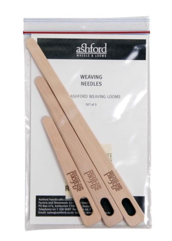 Ashford Tapestry Weaving Needles