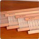 Ashford Reeds/Heddles for the 12 inch Knitter's Loom