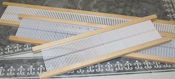 Schacht Heddles for the 10 inch  Cricket Loom - STOCK SALE!