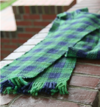 Chubby Checker Weaving Pattern