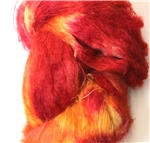 """Fluff"" Mohair lace yarn - Lobster"
