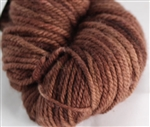 Targhee Classic yarn - Worsted weight - Chocolate