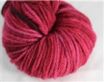 Targhee Classic yarn - Worsted weight - Cranberry