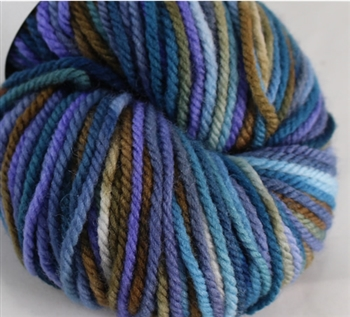 Targhee Classic yarn - Worsted weight - Monsoon
