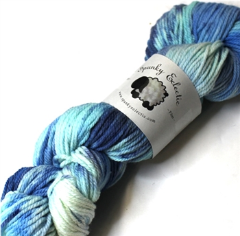 Targhee Classic yarn - Worsted weight - Ocean Spray