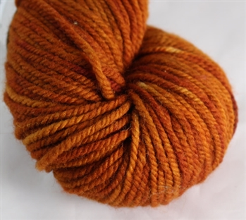 Targhee Classic yarn - Worsted weight - Spiced Chai