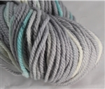 Targhee Classic yarn - Worsted weight - Silver Surfer