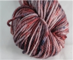 Targhee Classic yarn - Worsted weight - Zombie Sprinkles