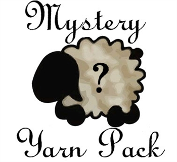 Mystery Yarn Pack -  GRAB BAG