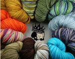 Royal Lace - Merino Silk - Choose Color