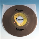 7 Inch Diskeeper 45 Round Bottom Inner Sleeve (50 Pack)