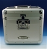 DJ Style 70 LP Storage Case in Silver