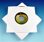 7 inch polylined 45 sleeve