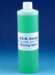 GEM Dandy Super Cleaning Solution (16 oz.)