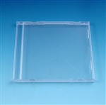 clear jewel case without tray