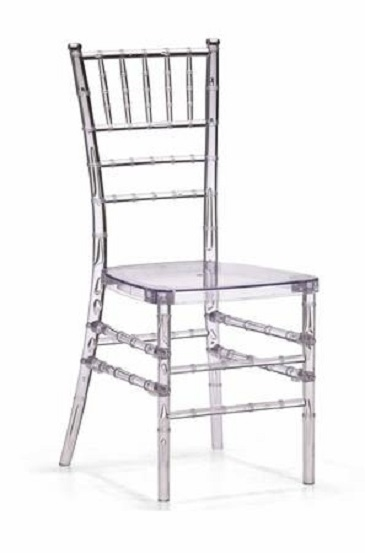 Nevada Discount Ice Chivari Chairs Resin Cheap Chiavari