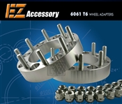 Wheel Adapter 8 Lug 200 To 8 Lug 200