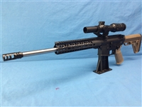 "AR47  7.62X39 16"" Stainless Steel Barrel"