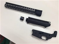 "Matrix Arms 7.62 Stripped Receiver Set with 15"" Hand Guard"