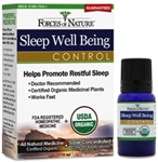 Sleep Well Being Control