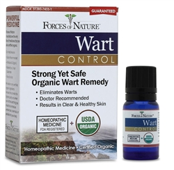Wart removal treatment