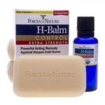 H-Balm Cleanse and Treat - 33ml Care Kit