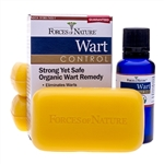 Wart Cleanse and Treat - 33ml Care Kit