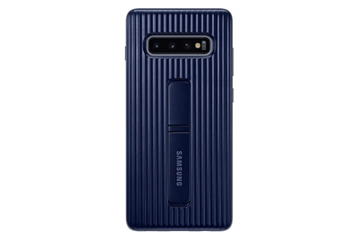 Galaxy S10+ Rugged Protective Cover, Navy
