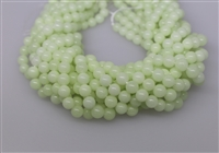 ARAGONITE ROUND SMOOTH - 8mm