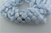 CELESTITE SQUARE SMOOTH - 12mm