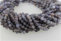 IOLITE SMOOTH ROUND - 6mm