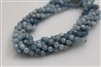 Aquamarine Faceted Round - 6mm