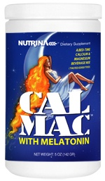 <b>CalMac Melatonin</b> 5 oz.