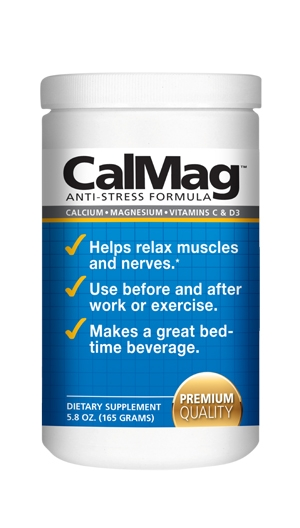 <b>Calmag Anti-Stress Formula</b> 5.5 oz.