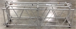 "Thomas Broadway, Swing Wing Truss 30""x34""x120"" (Silver)"
