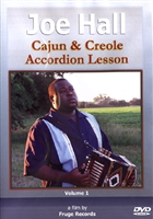 Cajun & Creole Accordion Lesson DVD Vol. 1