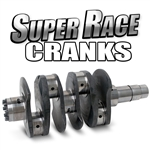 CB Performance Super Race Crankshafts are machined from chromoly steel