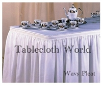 Table Skirts Basic Poly
