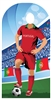 Star Cutouts Portugal (World Cup Football Stand-IN)