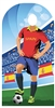 Star Cutouts Spain (World Cup Football Stand-IN)