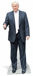 Star Cutouts This lifesize cut out of Donald Trump will have you smiling and thinking you have met the real -person