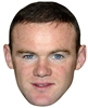 WAYNE ROONEY MASK 6 PACK Football World Cup