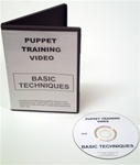 Puppet training video: Basic Techniques